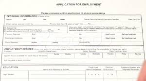 filling out job application form v hd video  a still
