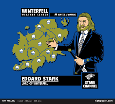 10 funny 'Winter is Coming' memes. | Witspost via Relatably.com
