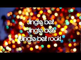 Glee - Jingle Bell Rock (Lyrics) - YouTube