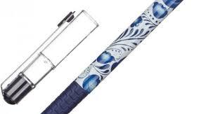 <b>Ручка шариковая Attache</b> Гжель, масляная, синяя - 563870 купить ...