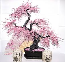 <b>Bonsai</b> Beaded Tree <b>Home Decor</b> - Sakura | Бисер, Поделки и ...