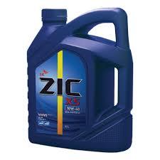 <b>Моторное масло ZIC</b> X5 10W-40 4 л — купить в интернет ...