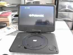 accessories glasgow box: polaroid portable dvd player  inch screen with box amp accessories