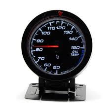2019 2.5 Inch <b>60MM 12V</b> Car Gauge Meter <b>Oil</b> Temp Temperature ...