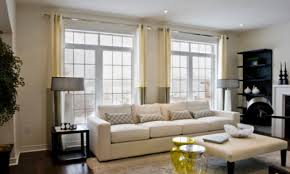 Large Kitchen Window Treatment Window Treatment Ideas For Large Windows Large Bay Window