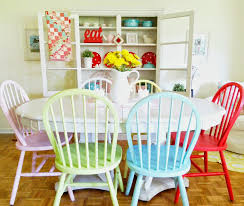 Fun Dining Room Chairs Amazing Colorful Dining Room Chairs Chateautourduroccom
