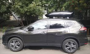 Подбор <b>бокса</b> и <b>багажника</b> на Nissan X-Trail T32 – магазин ...
