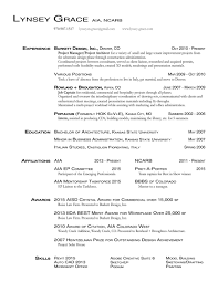 resume lynsey grace aia resume references available upon request click here for pdf