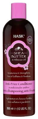 <b>Hask кондиционер</b> Shea Butter & Hibiscus Oil для <b>непослушных</b> ...