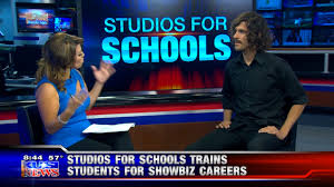 my first tv interview for studios for schools kusi san diego my first tv interview for studios for schools kusi san diego