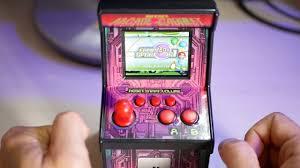 <b>Mini Arcade Game</b> Retro Machine Review - YouTube