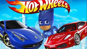 <b>Hot Wheels</b> / Хот Вилс. Развивающий мультик. Герои в масках ...