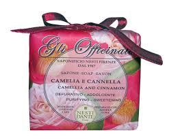 <b>Мыло</b> Camellia & Cinnamon / Камелия и корица