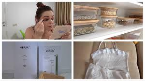 покупки для дома/макияж-болталка/как сходила по магазинам?