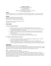 graphic design resume examples resume templates computer skills resume sample