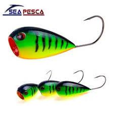 SEAPESCA <b>1Pcs</b>/lot Popper Fishing Lure Crankbaits <b>8cm 13g</b> ...