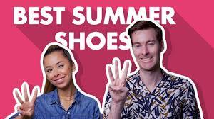 Top 3 <b>Men's Shoes</b> For <b>Summer</b> - YouTube