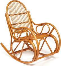 <b>Кресло</b>-<b>качалка Tetchair</b> VIENNA (разборная) / без подушки ...