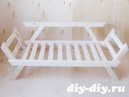 Мебель из <b>дерева</b> своими руками. Чертежи, схемы. Диван ...