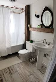 country bathroom colors: farmhouse style bathroom shiplap bathroom farmstyle redo http whymattress