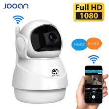 <b>JOOAN Wireless IP Camera</b> 1080P HD smart WiFi Home Security ...