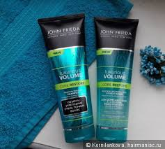 Новинка от John Frieda! Шампунь и кондиционер Luxurious ...