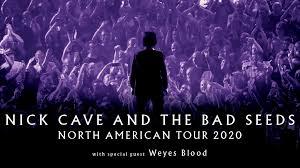 <b>Nick Cave</b> & The <b>Bad</b> Seeds   Bill Graham Civic Auditorium