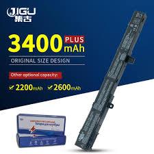 2019 JIGU <b>Laptop Battery</b> A41N1308 <b>A31N1319 0B110 00250100</b> ...