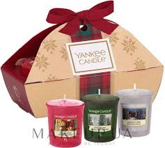 <b>Yankee Candle</b> Alpine Christmas (candle/3x49g) - <b>Набор</b>: купить по ...