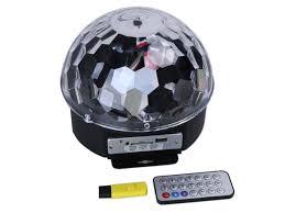 <b>Светодиодный диско-шар Veila</b> MP3 1597 - КапиталЪ