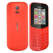 Сотовый телефон 130 Dual sim (2017) Red - Агрономоff