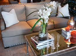 gray mirror furniture coffee table