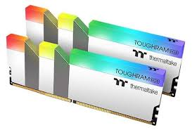 Оперативная <b>память</b> 8 ГБ 2 шт. <b>Thermaltake</b> TOUGHRAM RGB ...