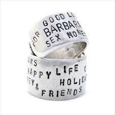 Lucky <b>ring</b> with best wishes by <b>Gem Kingdom</b>