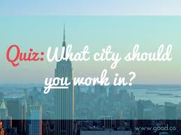 top 8 hobbies to boost your employability good cogood co personality quiz what city should you work in