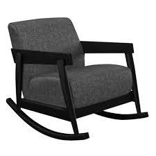Gervasoni Brick 307 <b>Rocking Chair</b>   AmbienteDirect
