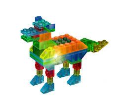 <b>Конструктор Crystaland Светящийся Животные</b> 4 в 1 (47 деталей ...