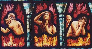 Image result for souls in purgatory