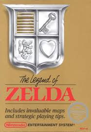 <b>The Legend of Zelda</b> (video game) - Wikipedia