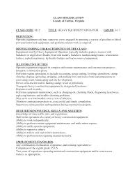 professional resume samples for equipment operator position        professional resume samples for equipment operator position   excellent heavy equipment operator resume template sample
