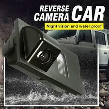 Wire / Wireless HD CCD Car Rear View Camera Reverse Backup ...