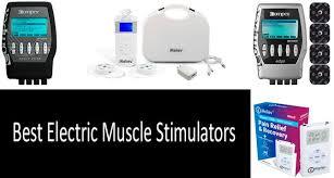 Top-5 Best <b>Muscle Stimulators</b> in 2020 | <b>EMS</b> Unit Reviews