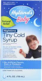 <b>Baby</b> Nighttime <b>Tiny Cold Syrup</b> 4 Oz | Natural Grocers