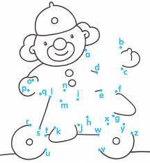 Alphabet Dot To Dot Worksheets For Kindergarten | education ...Alphabet Dot To Dot Worksheets For Kindergarten | education | Pinterest | Worksheets For Kindergarten, Worksheets and Dots