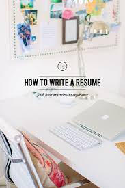 top ideas about resume writing tips resume tips how to write a resume little or irrelevant experience