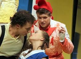 МХТ им. А. П. Чехова: <b>Snow White</b> and the Seven Dwarfs