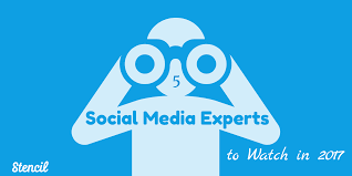 5 Social Media Experts to Watch in 2017 - Stencil