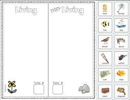 Worksheets, Free worksheets and Printable worksheets on PinterestPHONICS FOCUS: Sort Living & Non-Living objects. Each worksheet focuses on a