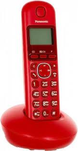 DECT <b>телефон Panasonic KX-TGB210 RUR</b> - купить dect ...