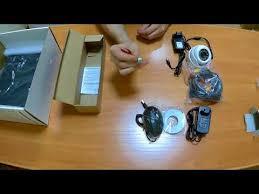 Готовый комплект IP видеонаблюдения на 2 уличные 5Mp ...